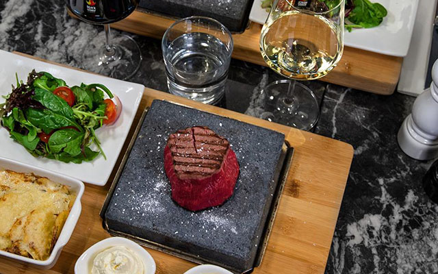 Link to Blackstone Steakhouse - Linnégatan