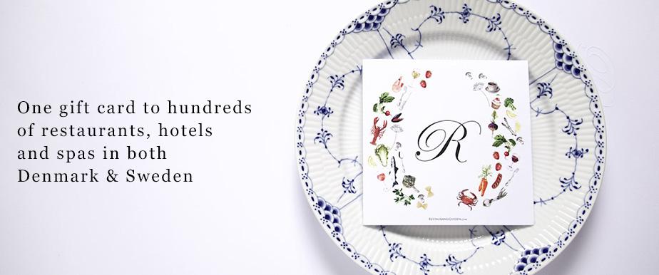 The Restaurangguiden's gift card