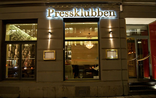 Link to Pressklubben