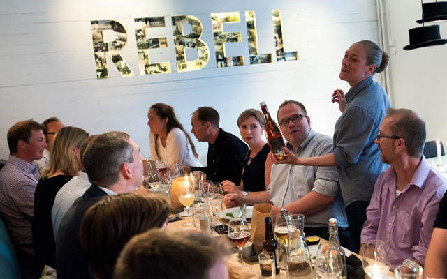 Link to Restaurang Rebell