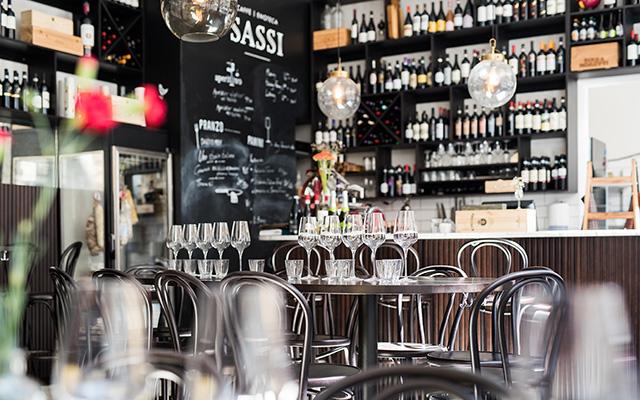 Link to Sassi Caffè Enoteca