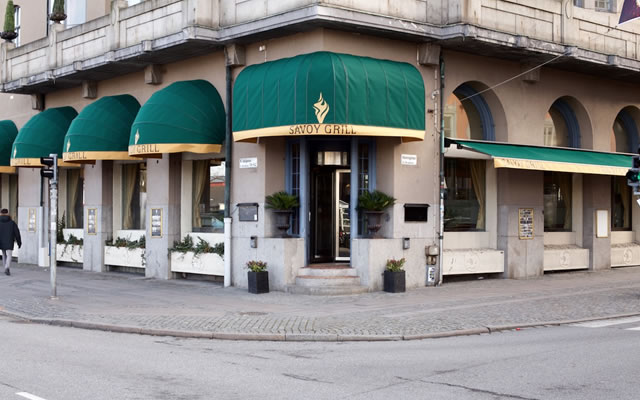 Link to Savoy Grill